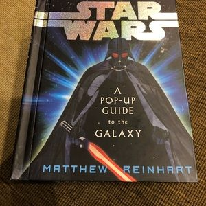 Star Wars Pop Up Book
